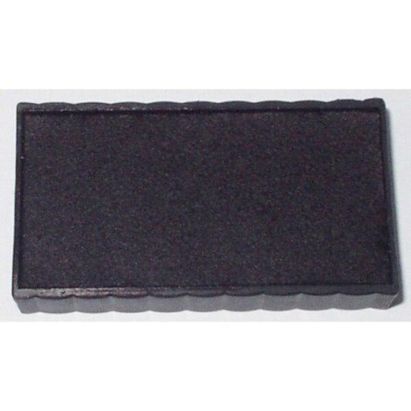 Deskmate Replacement Ink Pad For Diy 5 Lines 3mm Text Black 0382180