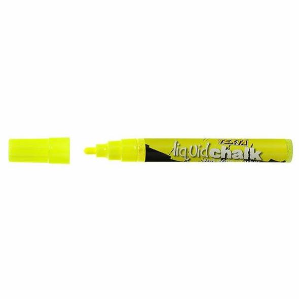 TEXTA Liquid Chalk Marker Wet Wipe Yellow 0388100