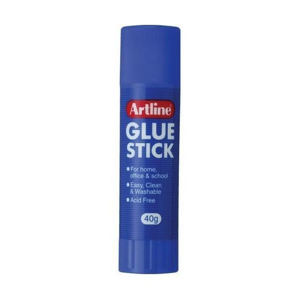Artline Glue Stick 40g Display BOX12 100400