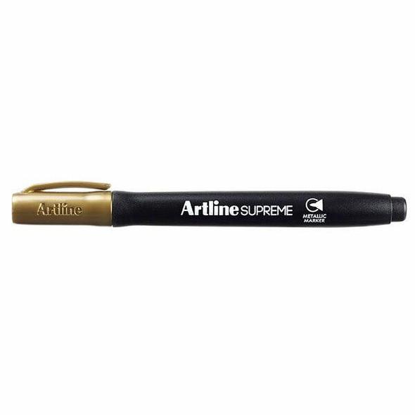 Artline Supreme Metallic Marker Gold BOX12 109931