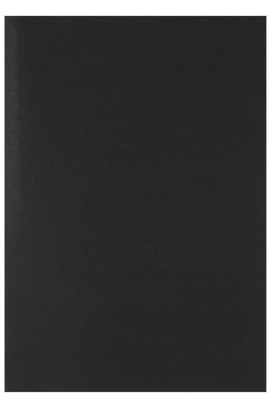 Marbig Professional Presentation Folders A4 Leathergrain Black Pack10 1102002