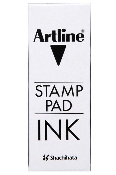 Artline Esa-2n Stamp Pad Ink 50cc Black 110501