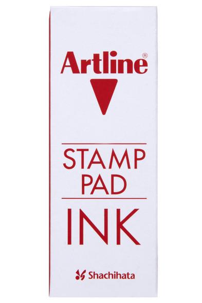 Artline Esa-2n Stamp Pad Ink 50cc Red 110502