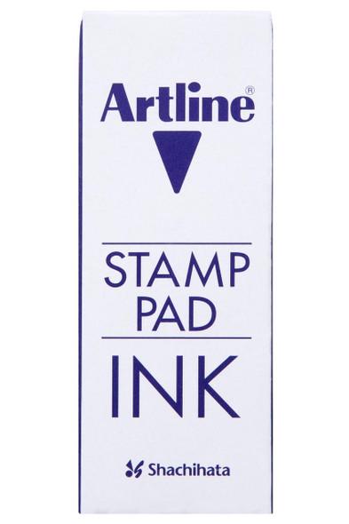 Artline Esa-2n Stamp Pad Ink 50cc Purple 110506