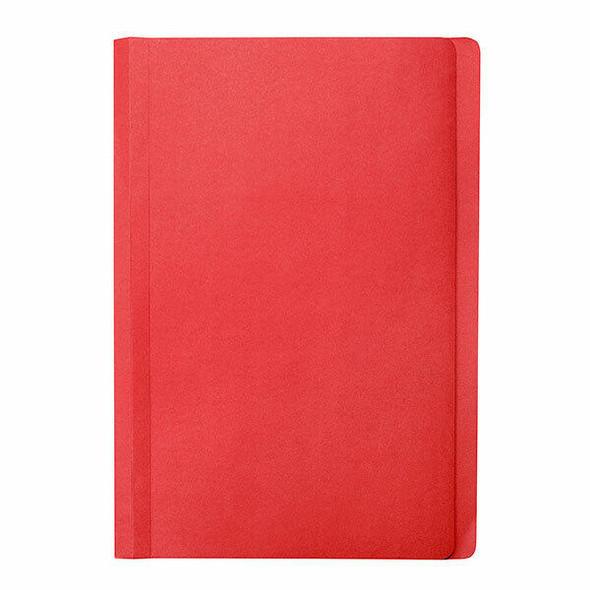Marbig Manilla Folders Foolscap Red Box100 1108103