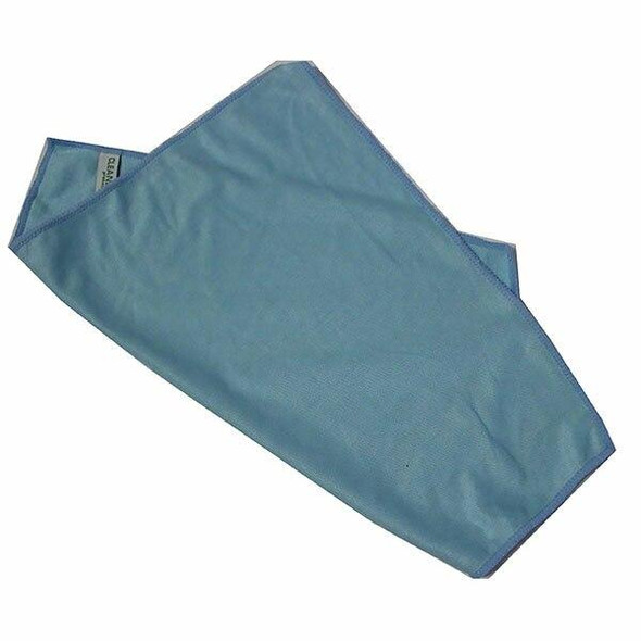 Cleanlink Glass Cleaning Cloth Blue 12039