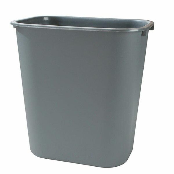 Cleanlink Dustbin Without Lid 24 Litre Grey 12070