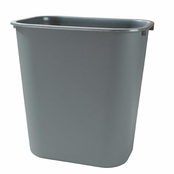 Cleanlink Dustbin Without Lid 36 Litre Grey 12072