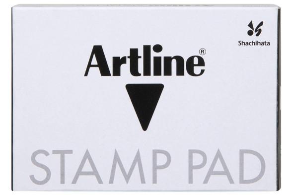 Artline Ehj-2 Stamp Pad #0 Black 12-101