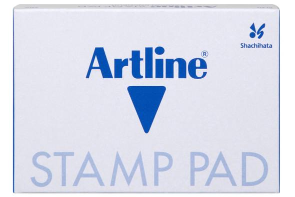 Artline Ehj-2 Stamp Pad #0 Blue 12-103