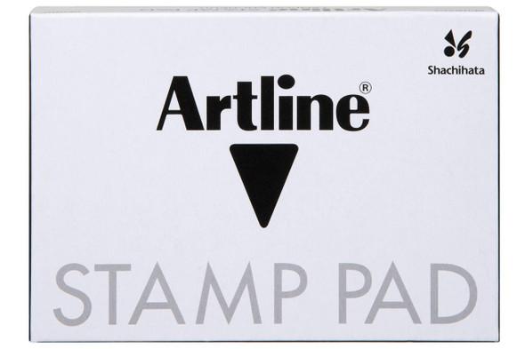 Artline Ehj-3 Stamp Pad #1 Black 12-201