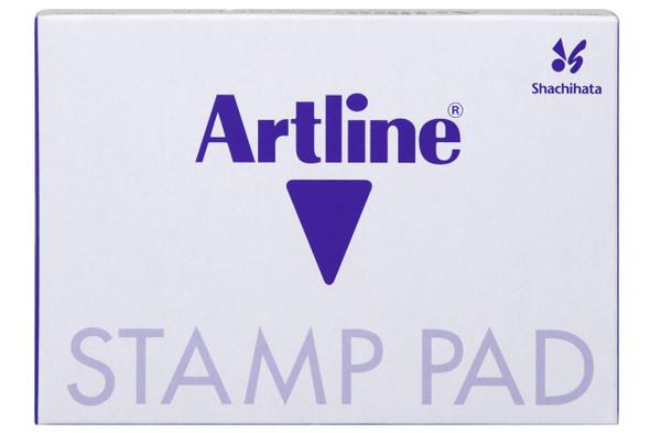 Artline Ehj-3 Stamp Pad #1 Purple 12-206