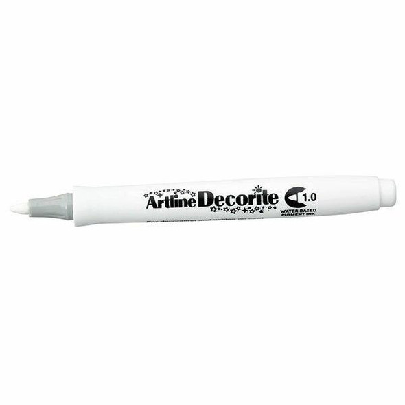 Artline Decorite Standard 1.0 White BOX12 140700
