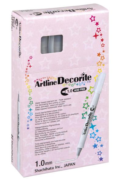 Artline Decorite Standard 1.0 Red BOX12 140702