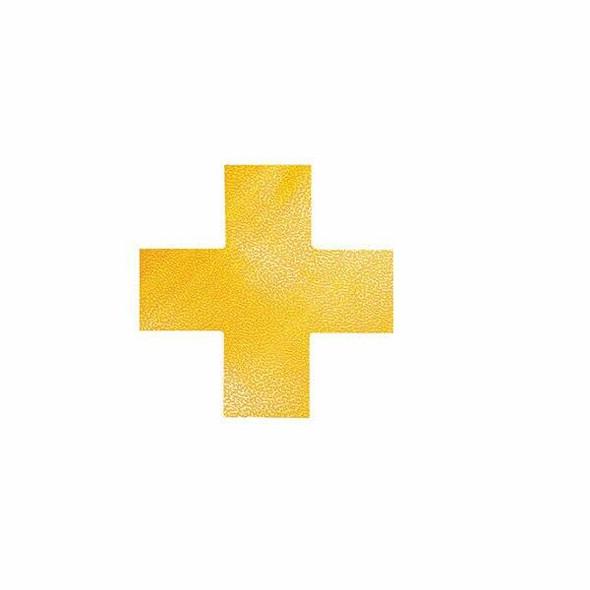 DURABLE Marking Shape Cross 10 Pack Yellow 170104