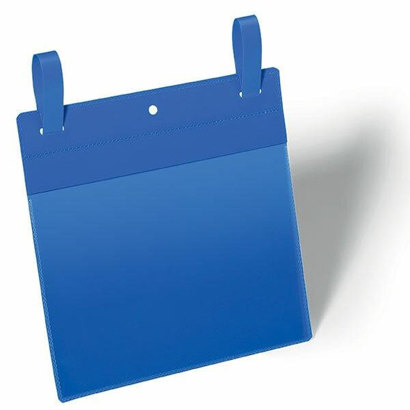 DURABLE Logistics Pockets With Binder A5 Landscape Pack50 174907