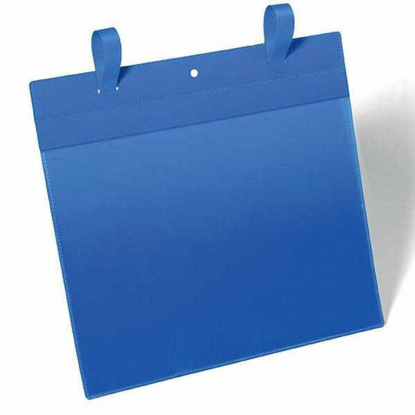 DURABLE Logistic Pockets Binder A4 Landscape Pack 50 175107