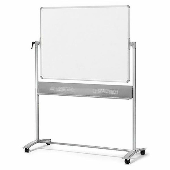 Nobo Mobile White Board Reversible 1200 X 900mm 1901029