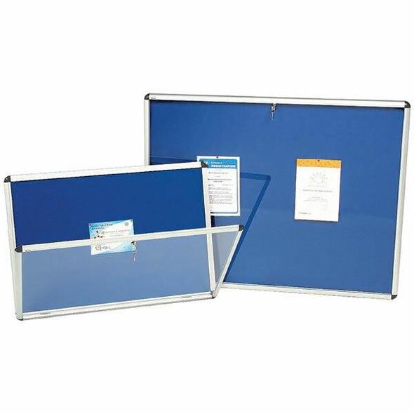 Nobo Enclosed Board Fabric A0 965x1265mm 1902049