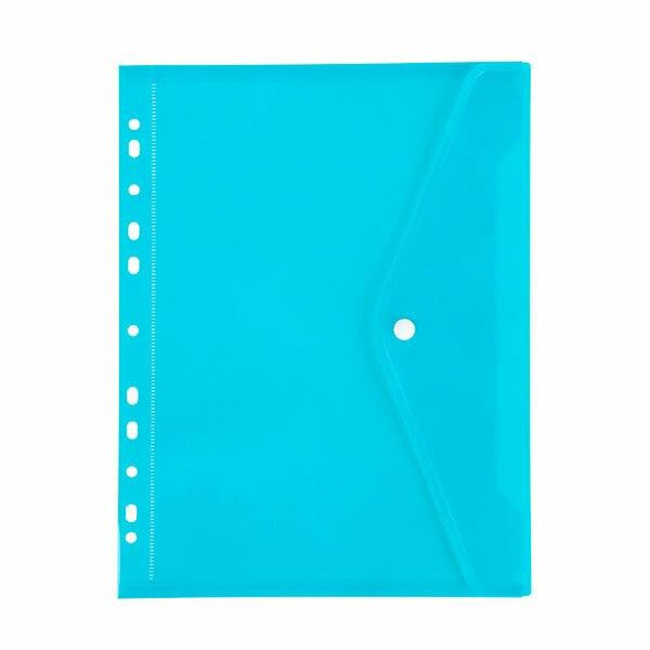 Marbig Binder Wallet A4 Right Side Open Marine X CARTON of 12 2025901