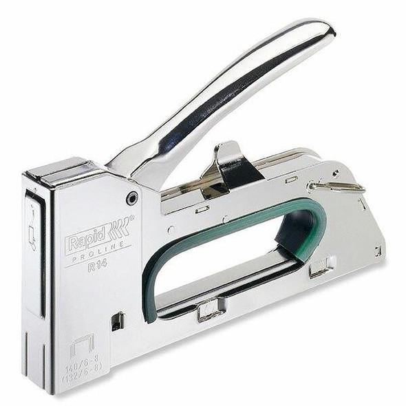 Rapid Tools Tacker R14e Steel 20511450
