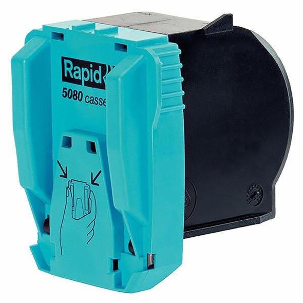 Rapid Staples 5080e Cartridge 5000pc 20993700