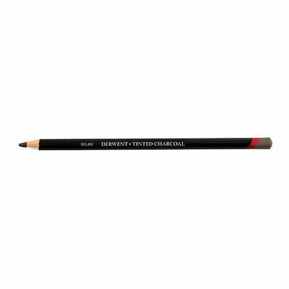 DERWENT Tinted Charcoal Pencil Glowing Embers Tc04 X CARTON of 6 2301668