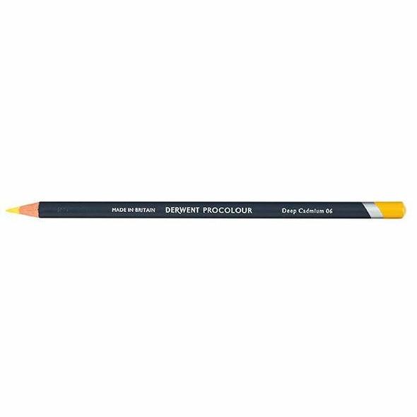 DERWENT Procolour Pencil Deep Cadmium 06 X CARTON of 6 2302438