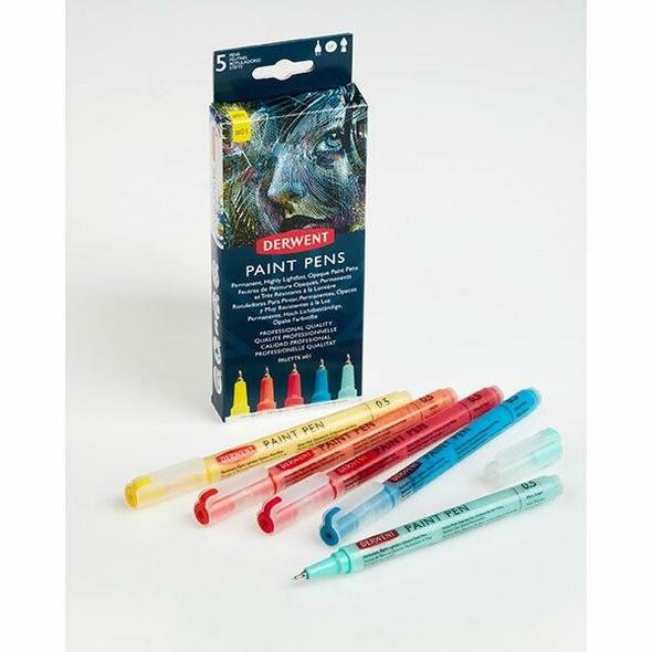 DERWENT Paint Pen Palette #1 X CARTON of 180 2305518