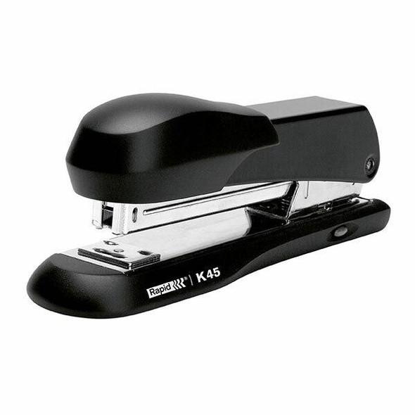 Rapid Stapler Full Strip K45 Black 23888200