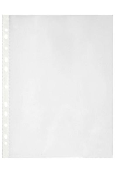 Marbig Sheet Protectors Heavyweight A4 Pack50 X CARTON of 10 25100S