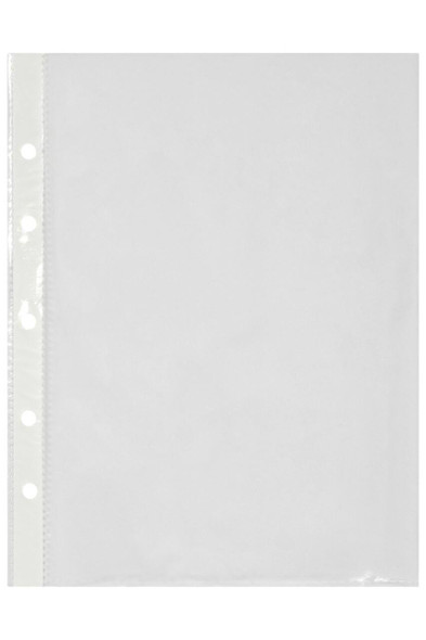 Marbig Sheet Protectors Lightweight A5 100Box 25106
