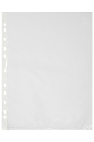 Marbig Sheet Protectors Lightweight A4 200Box X CARTON of 5 25158
