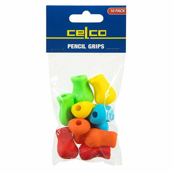 Celco Pencil Grip 10 Pack 30004