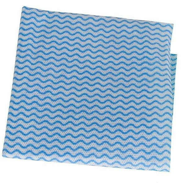 Cleanlink Multi-Purpose Wipes 600mm X Blue Pack20 30013CM
