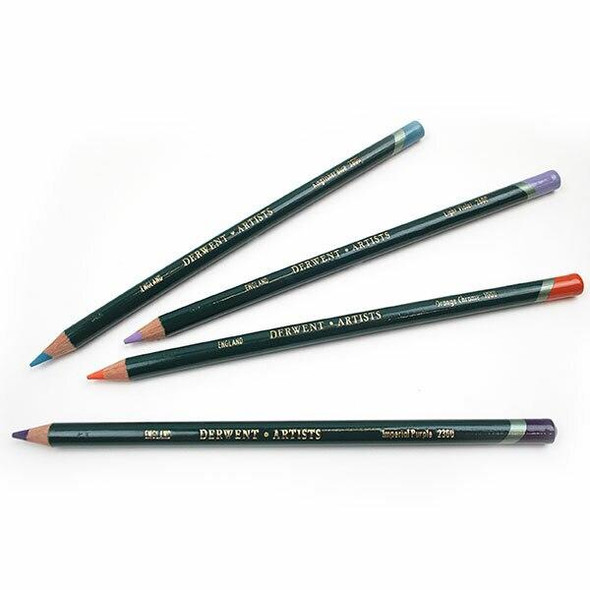 DERWENT Artist Pencil Zinc Yellow 0100 X CARTON of 6 3200100