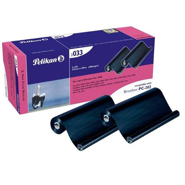 Pelikan Fax Film Compatible With Brother Pc-202 3522021