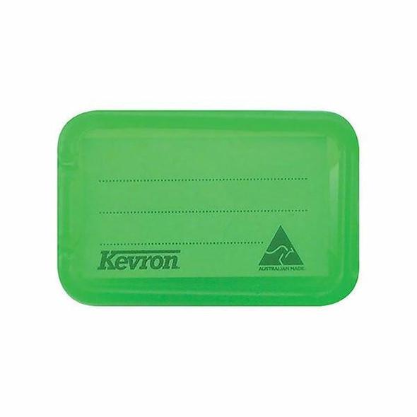 Kevron ID30 Keytags Green Bag 10 37726