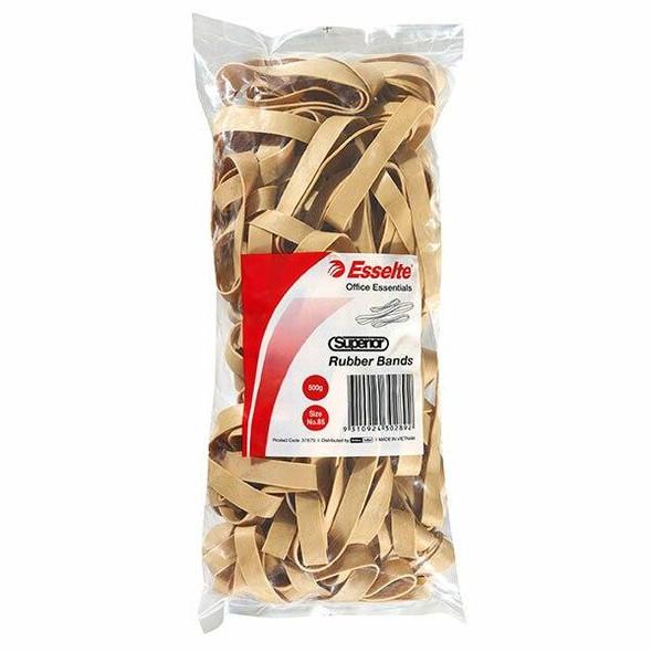 Esselte Superior Rubber Bands Size 85 37879
