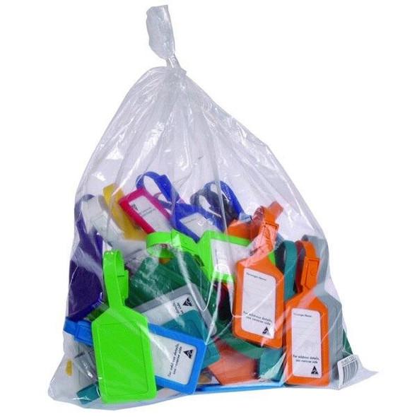Kevron ID4 Baggage Tags Assorted Bag 50 38969