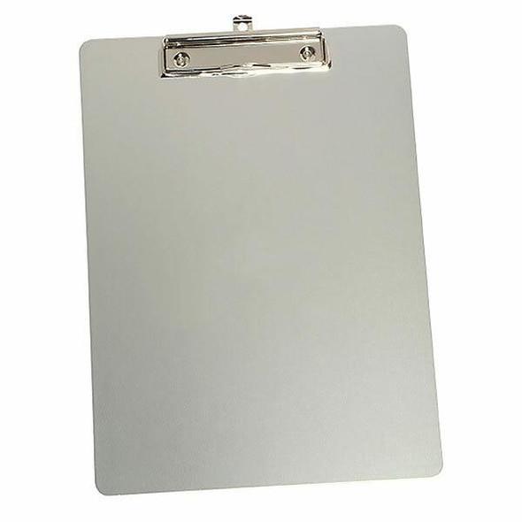 Marbig Clipboard Aluminium A4 X CARTON of 12 43300