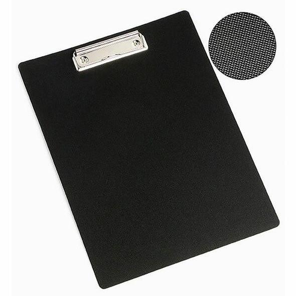 Marbig Clipboard Enviro A4 Black X CARTON of 12 4400402