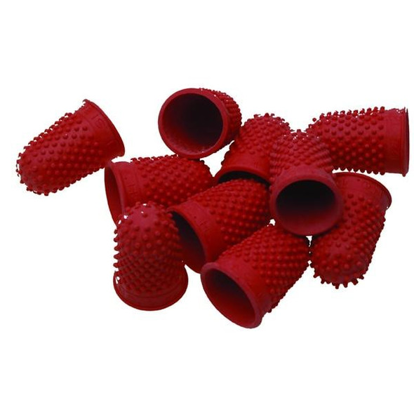 Esselte Superior Thimblettes Size 1 Box30 Red 45449
