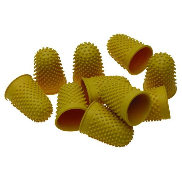 Esselte Superior Thimblettes Size 3 Box30 Yellow 45451