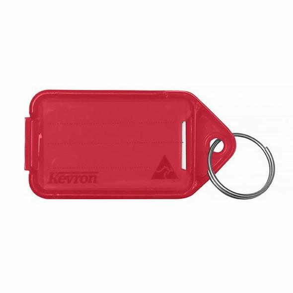 Kevron ID30 Keytags Red Bag 10 46942