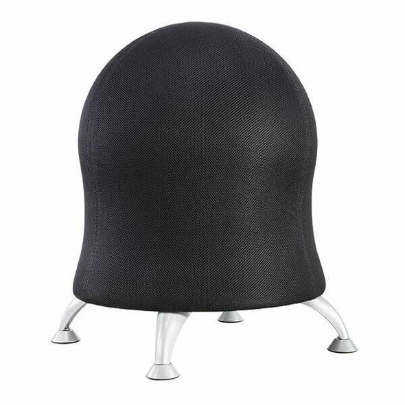 SAFCO Zenergy Ball Chair Black 4750BL