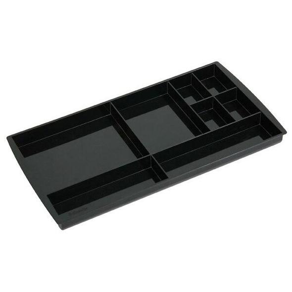 Esselte Nouveau Drawer Tidy Black 48342