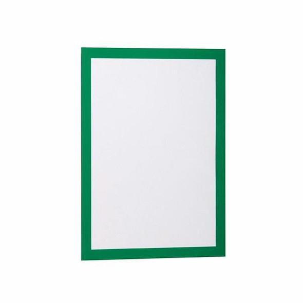 DURABLE Duraframe Self-Adhesive A4 Green 487205