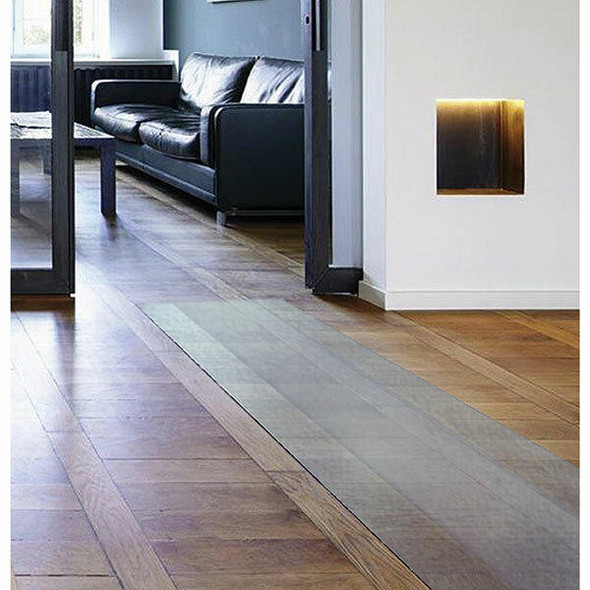 FLOORTEX Floor Runner Long and Strong Hard 120cmx3.6m 48883