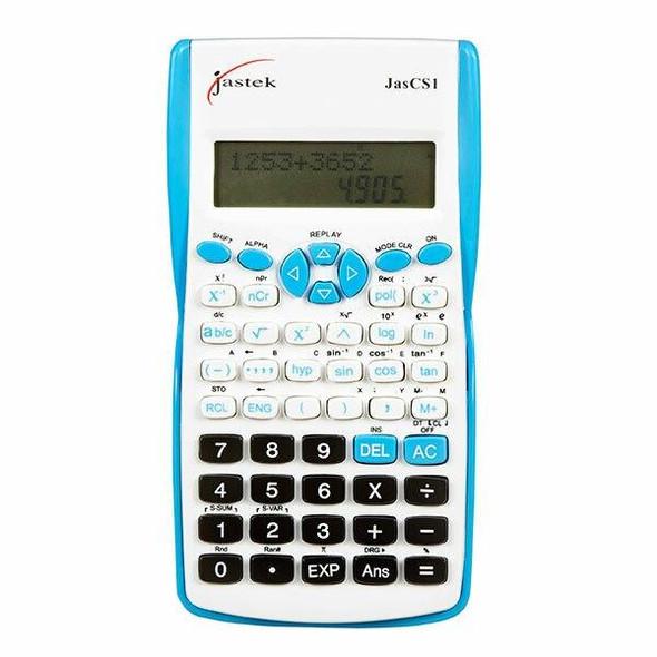 Jastek Scientific Calculator Assorted Colours X CARTON of 6 49336